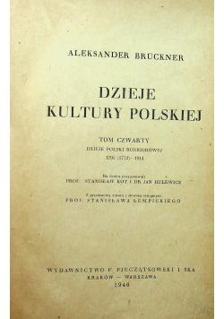 Dzieje kultury polskiej 1946 r