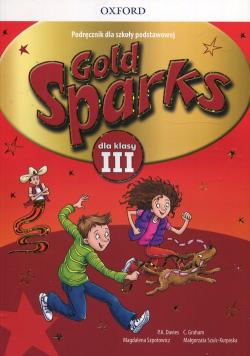 Gold Sparks 3 Podręcznik + CD