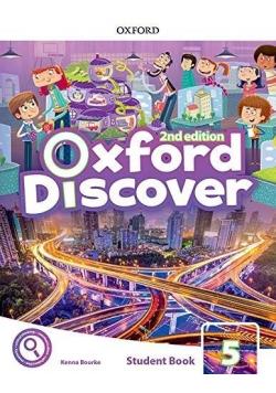 Oxford Discover 2E 5 SB w.2020