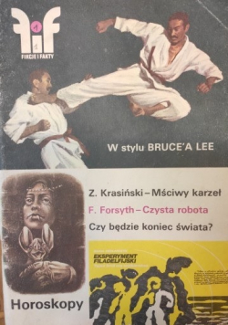 Fikcja i fakty W stylu Brucea Lee