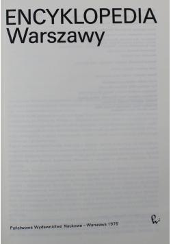 Encyklopedia Warszawy