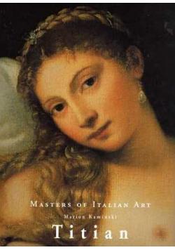 Masters of Italian Art  Titian