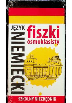 Niemiecki Fiszki na ósmoklasisty NOWA