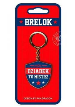 Brelok My Hero-Dziadek