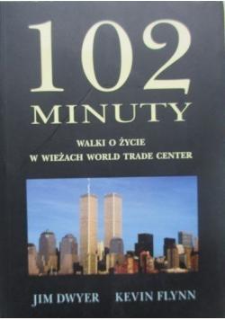 102 minuty walki o życie w wieżach World Trade Center
