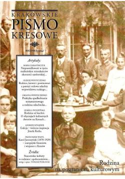 Krakowskie Pismo Kresowe 6/2014 Rodzina na..