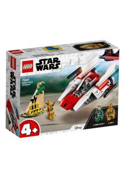 Lego STAR WARS 75247 Rebaliancki myśliwiec A-Wing