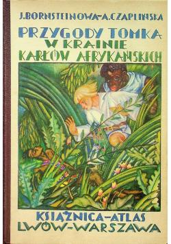 Przygody Tomka w Krainie Karłów Afrykańskich 1932 r.