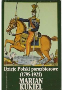 Dzieje polski porozbiorowe 1975 1921