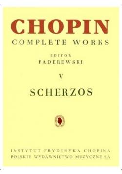 Chopin. Complete Works. V Scherza