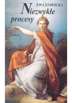 Niezwykłe procesy