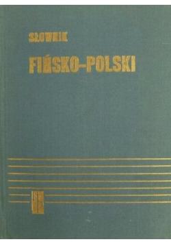 Słownik fińsko polski