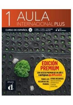 Aula internacional Plus 1 Podręcznik Premium