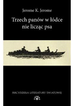 Trzech panów w łódce nie licząc psa