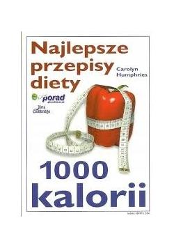 Najlepsze przepisy diety 1000 kalorii