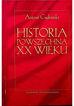 Historia powszechna XX wieku