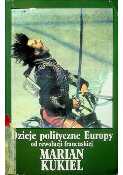 Dzieje polityczne Europy
