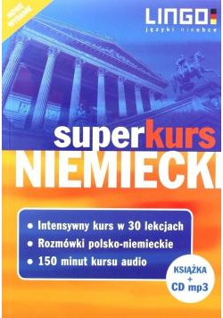 Niemiecki Superkurs plus CD