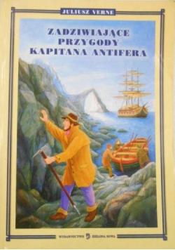 Zadziwiające przygody kapitana Antifera