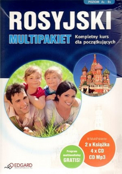 Rosyjski Multipakiet CD