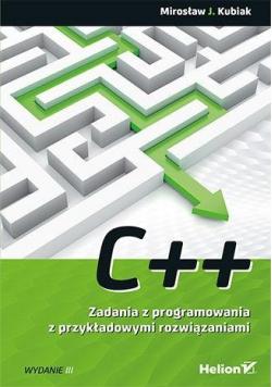 C++ Zadania z programowania... w.3