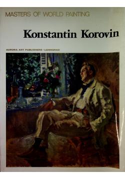 Masters of world painting Konstantin Korovin