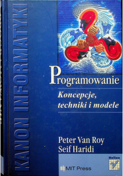 Programowanie Koncepcje techniki i modele