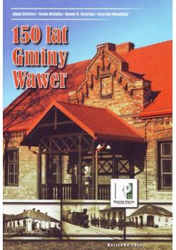 150 lat Gminy Wawer