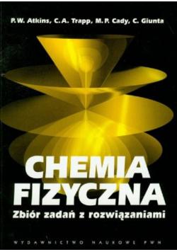 Chemia fizyczna Zbiór zadań z rozwiązaniami