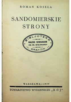 Sandomierskie strony 1939 r.
