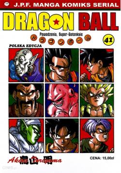 Dragon Ball Tom 41
