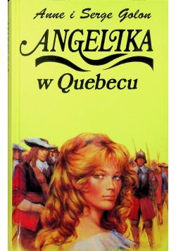 Angelika w Quebecu