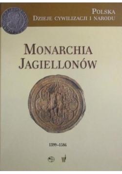 Monarchia Jagiellonów