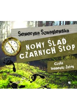 Nowy ślad Czarnych Stóp Audiobook Nowa