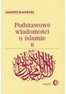 Podstawowe wiadomości o Islamie II