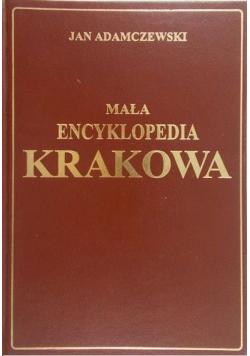 Mała encyklopedia Krakowa