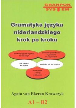 Gramatyka języka niderlandzkiego Krok po kroku A1 B2