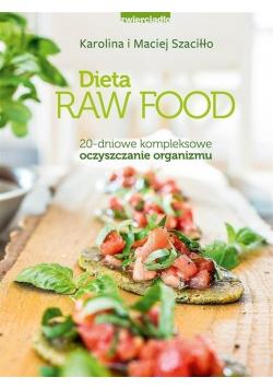 Dieta Raw Food 20 dniowe kompleksowe oczyszczanie