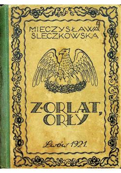 Z Orląt Orły 1921 r.