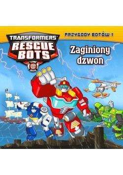 Transformers Rescue Bots Przygody Botów 1
