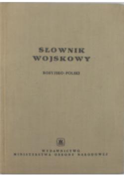 Słownik wojskowy rosyjsko polski