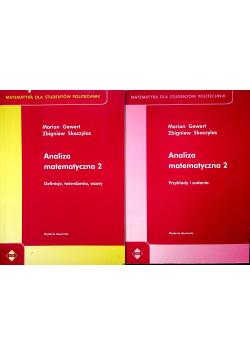 Analiza matematyczna 2 dwie części