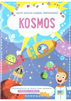 Moja wielka księga odpowiedzi - Kosmos