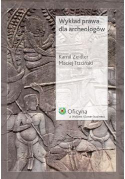 Wykład prawa dla archeologów