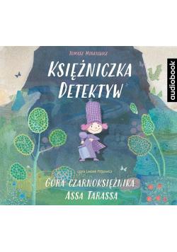 Księżniczka Detektyw audiobook