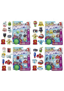 Transformers Botbots Swag Stylers