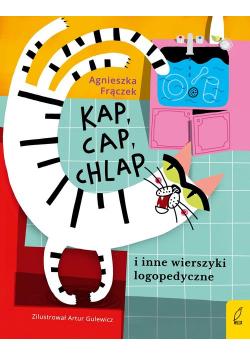 Kap cap chlap i inne wierszyki ćwiczące języki