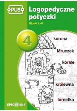 PUS Logopedyczne potyczki 4 Głoski L-R