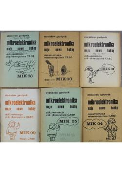 Mikroelektronika Moje nowe hobby 6 tomów
