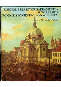 Kościół i klasztor Sakramentek w Warszawie
